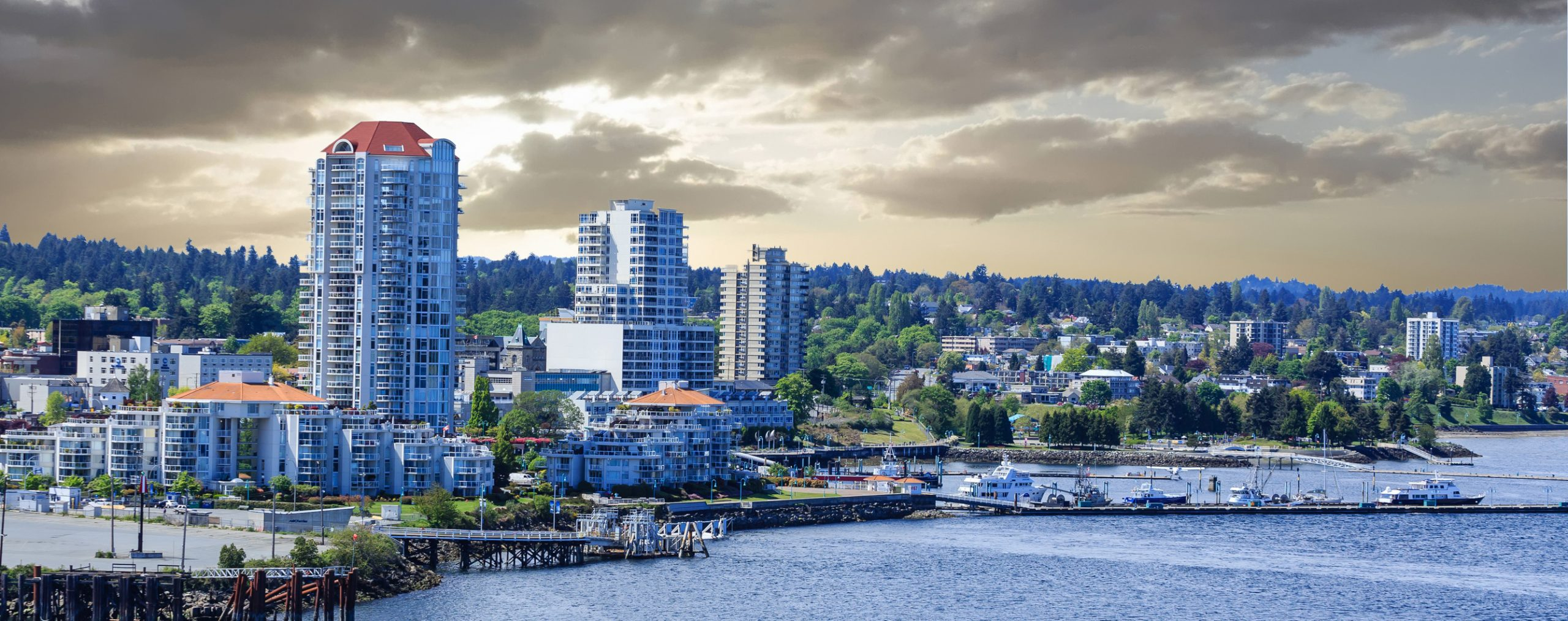 Nanaimo and Logging at Sunrise to end poverty and homelessness in BC