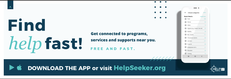 Find help in Nanaimo with Helpseeker for support and services